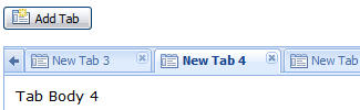 Advanced Tabs